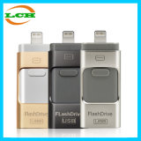 3 en 1 USB de destello 3.0 del mecanismo impulsor para el IOS y la computadora androide y de escritorio