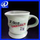 De gepersonaliseerde Dagelijkse Hand van het Gebruik schilderde Ceramische Mokken