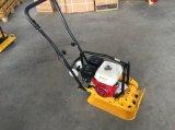 Compactor приведенный в действие бензиновым двигателем для конструкции