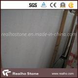 ベトナムCrysttalの純粋で白い大理石の平板