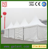 Belle tente en aluminium de plage de bâti avec la protection UV