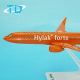 Regalo di modello del Boeing Buesiness dell'aeroplano di B737-800 1/200 19.7cm Hylak