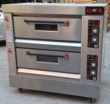 Máquina do cozimento/forno de gás profissionais para a padaria com Ce