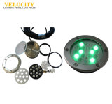 변화 LED 수영풀 빛 세륨을 승인되는 착색하십시오