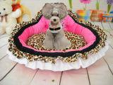Het leuke Bed van de Hond van de Prinses & het Bed van het Huisdier