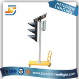 semaforo solare del Singolo-Lato LED di 300mm