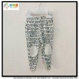 Gedruckte Art-Baby-Kleid-weiche organische Kind-Hosen