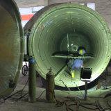автоклав Approved стены PED 3000X6000mm стеклянный прокатывая (SN-BGF3060)