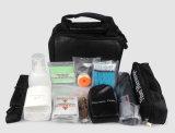 Caja de herramientas de la fibra de la limpieza, kit de herramienta óptico de la limpieza de fibra