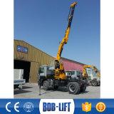 トラックのための携帯用振動アーム上昇クレーン起重機