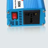 Инвертор одиночной фазы 500W оптового розничного распределения вещества чисто солнечный