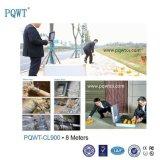 Repère souterrain de grande précision Pqwt-Cl900 de fuite de pipe en métal et de plastique