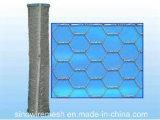 Sailin sechseckiger Draht-Filetarbeits-Ineinander greifen-Zaun