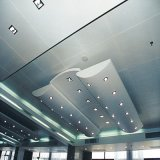 3D Devcoratived Aluminiumzwischenwand-Panel