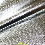 Klassisches Schlange-Korn-Fußbekleidung-Zubehör PUfaux-Oberleder-Leder