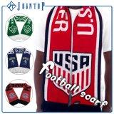 Высокое качество Bespoke связанный шарф, многофункциональный шарф и шарф печатание