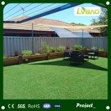 耐久の美化の庭の人工的な草か泥炭または芝生