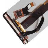 ソニーXperia Xa F3111 F3112 LCDの表示画面の接触計数化装置センサーAssembeのための携帯電話LCD
