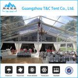 Tienda transparente del banquete de boda del marco de aluminio para 1000 personas