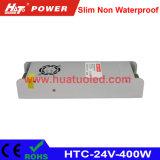 24V-400W alimentazione elettrica non impermeabile sottile di tensione costante LED