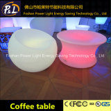 Iluminado LED Tea Table Mesa de café Glow Coffee Tables
