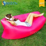 Aufblasbarer Sitzsack-Luft-Stuhl-Sofa-kampierendes Bett-fauler Schlafsack