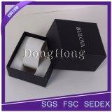 Kundenspezifisches Luxuxform-Geschenk, das preiswerten Uhr-Kasten verpackt
