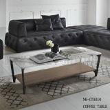 A HOME moderna do hotel de Hotsale KTV esquadrou a mesa de centro da Dois-Camada (NK-CTA012)