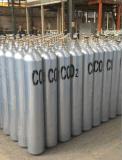 99.9%-99.999% gaz d'argon de grande pureté avec des prix de cylindre