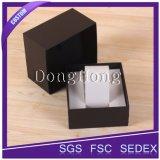 Caja de presentación especial de lujo al por mayor de la joyería de la cartulina