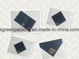 Золотистая ткань чистки солнечных очков Microfiber логоса печати