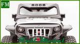 Griglia & respingente d'acciaio anteriori di Grumper per il Wrangler Jk della jeep