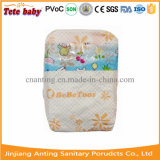 Vente chaude de bébé de produits de soin de bébé de couche-culotte du marché remplaçable de l'Afrique