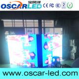 옥외 방수 두 배 편들어진 영상 LED 표시