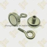 D16mm de Magnetische Magneet van de Pot van de Component