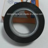 De zwarte Band van de Isolatie van pvc Elektro met Plastic BinnenKern (0.15mm*19mm*10m)