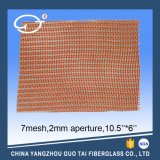 溶解した鋼鉄フィルタに掛ける網