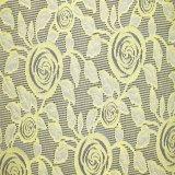 Tessuto del merletto di tono del commercio all'ingrosso due per il vestito