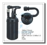 자동 공기조화 부속 (강철)를 위한 누산기 89X175