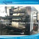 Máquina de impressão não tecida de Flexo