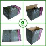 Kundenspezifisches Firmenzeichen-Drucken gewellter verpackenkasten