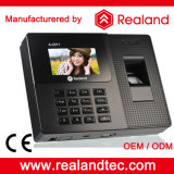 Realand 지문과 카드 출석 레코딩 시스템