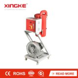 Transportando o carregador de alimentação do funil da máquina do alimentador automático do funil