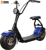 "Motocicleta elétrica grande do E-""trotinette"" da roda grande"