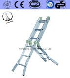 De multifunctionele Ladder van het Aluminium met Stabiele Kwaliteit