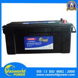 La plupart de batterie de voiture d'acide de plomb lourde fiable de la batterie JIS d'automobile/camion de 12V 200ah
