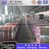 Bobina ricoperta colore d'acciaio della bobina ricoperta colore di PPGI/dalla Cina