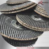 Pistas abrasivas del forro de la fibra de vidrio (T27/T29)