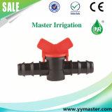 Пластичный миниый клапан потека для ленты потека полива (MS-20A)