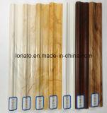 Nueva cornisa laminada del PVC de la alta calidad para el moldeado de la decoración interior